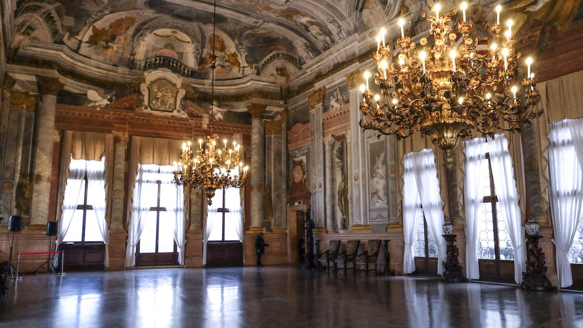 Ca' Rezzonico: virtual tour of the 18th-century secret Venice — Veneto Secrets