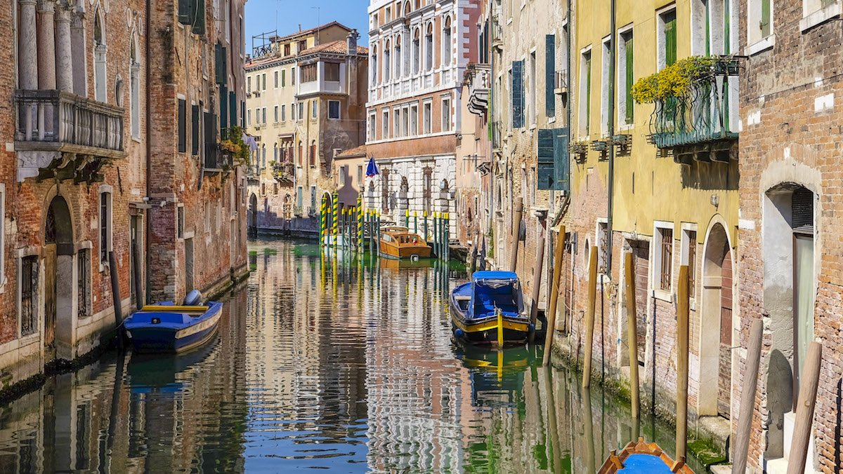 Venice: God and Time, Water and Beauty — Veneto Secrets