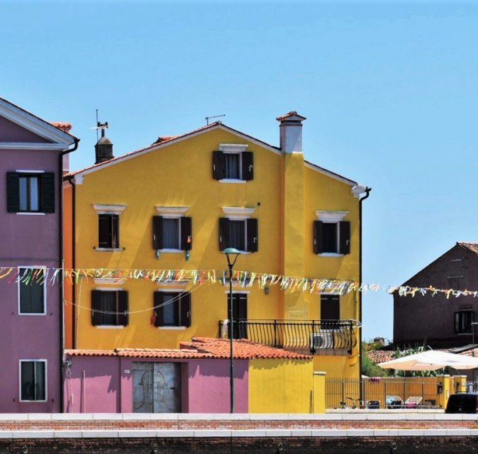 Pedalando in bicicletta dal Lido di Venezia a Pellestrina - Veneto Secrets