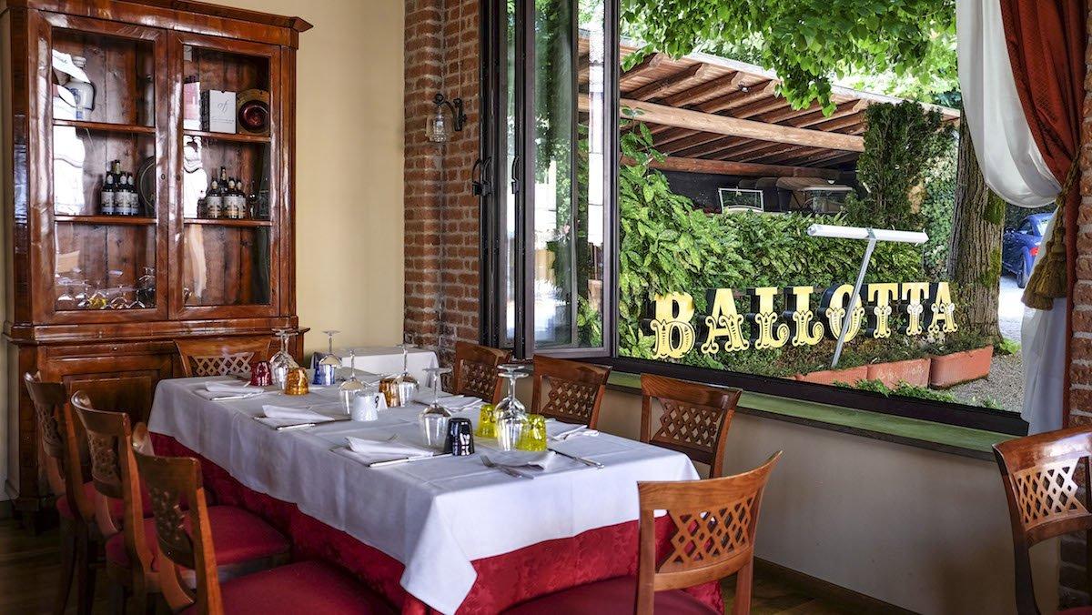 Antica Trattoria Ballotta (PD) — Veneto Secrets