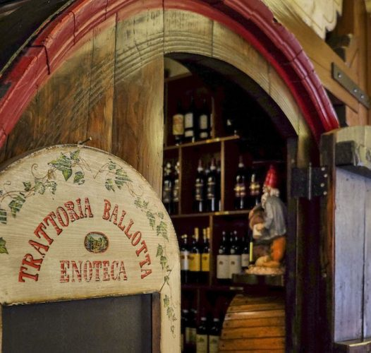 Antica Trattoria Ballotta (PD)