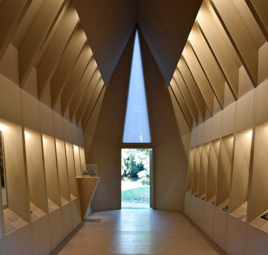 The Vatican Chapels and the Soundtaste Experience at San Giorgio