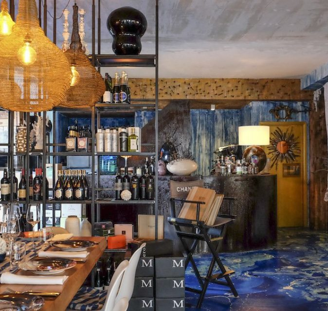 Maison B. Restaurant & Contemporary Art