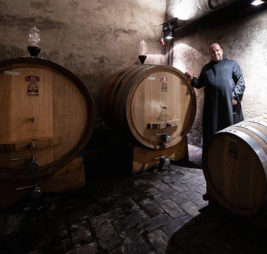 L'Abbazia di Praglia e il segreto di Dom Pérignon