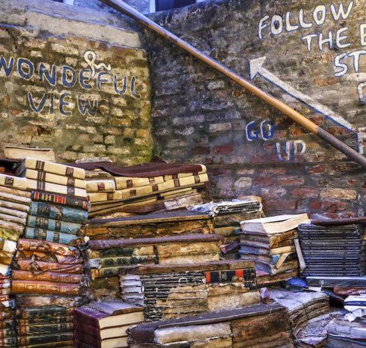 Il segreto della Libreria Acqua Alta