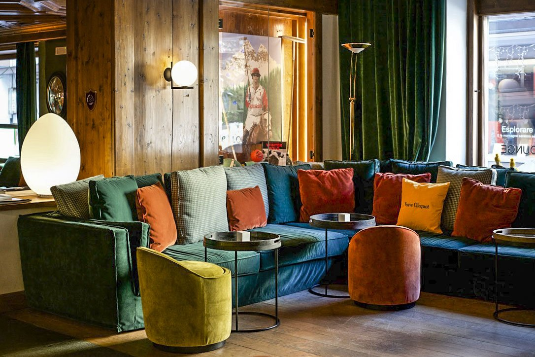 Bar del Posta @ Hotel de la Poste (BL) — Veneto Secrets