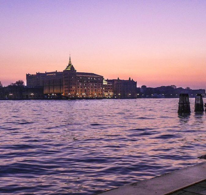 La Salute e le Zattere a Venezia