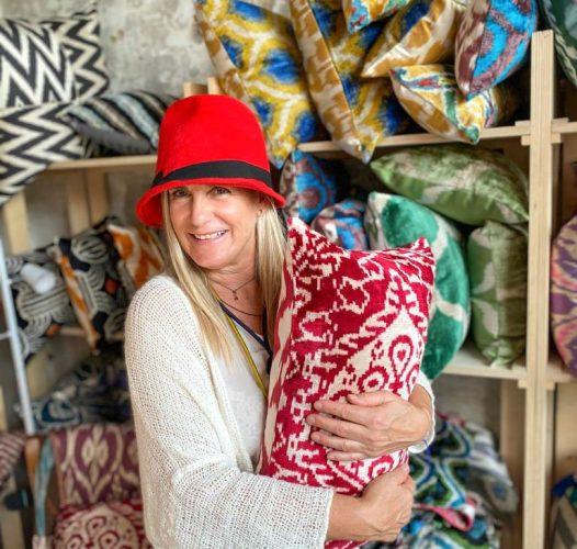 I cuscini di Carla Vallotto