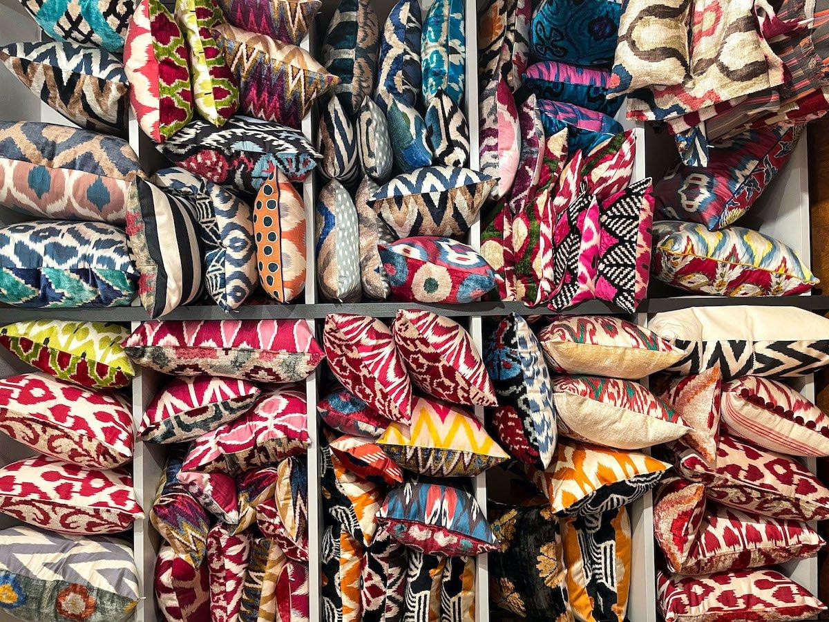 I cuscini di Carla Vallotto — Veneto Secrets