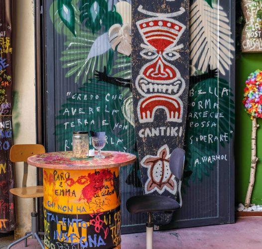 Tiki Bar | Cantiere Art District