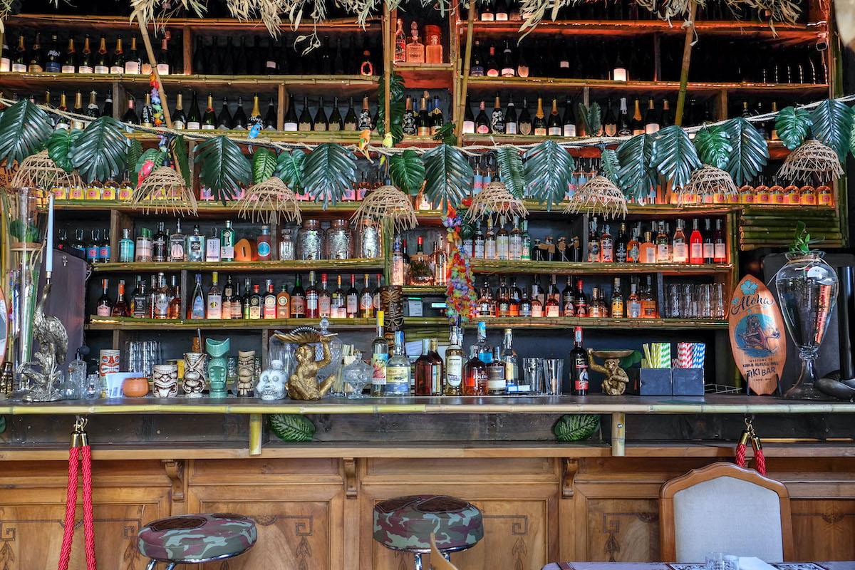 Tiki Bar | Cantiere Art District — Veneto Secrets