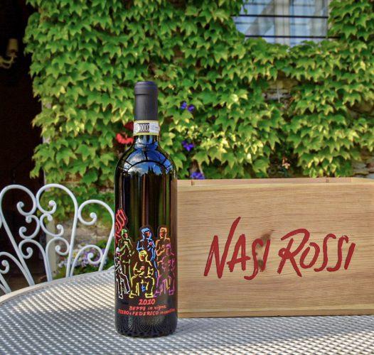 Nasi Rossi — Veneto Secrets