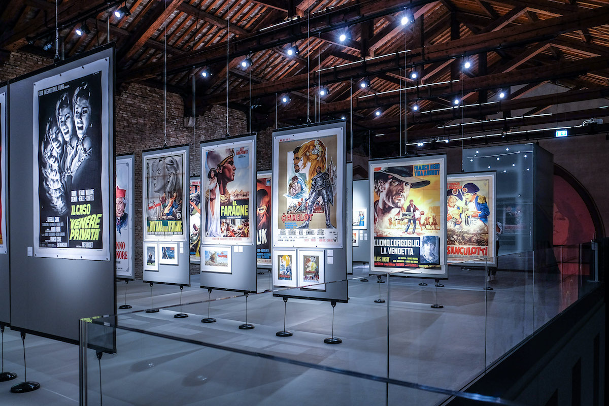 Renato Casaro and the most beautiful posters in the history of cinema — Veneto Secrets
