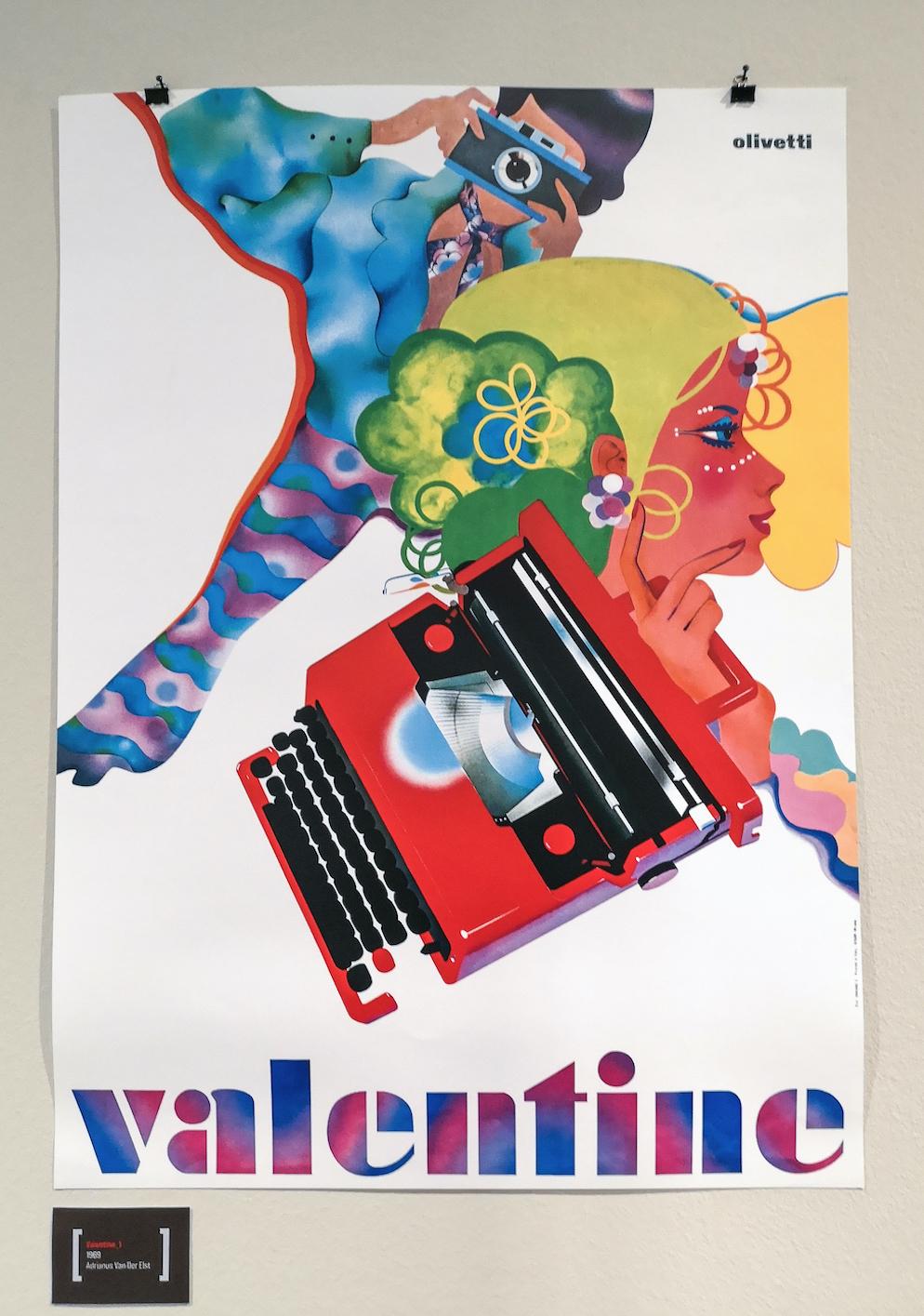 Olivetti: the most beautiful portable typewriters at [e] Design Festival — Veneto Secrets