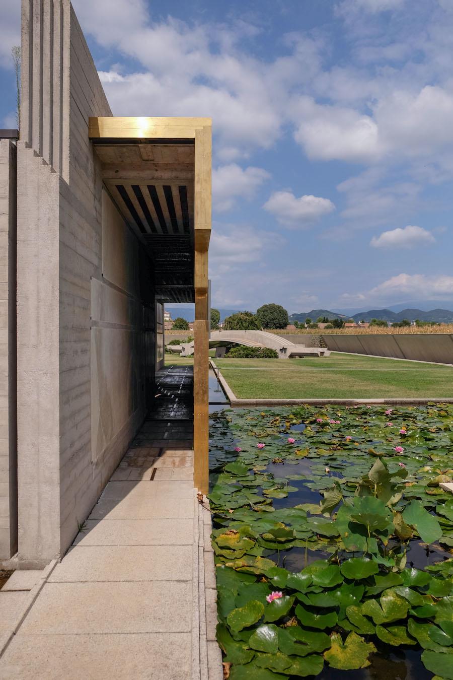 Tomba Brion, il capolavoro di Carlo Scarpa — Veneto Secrets