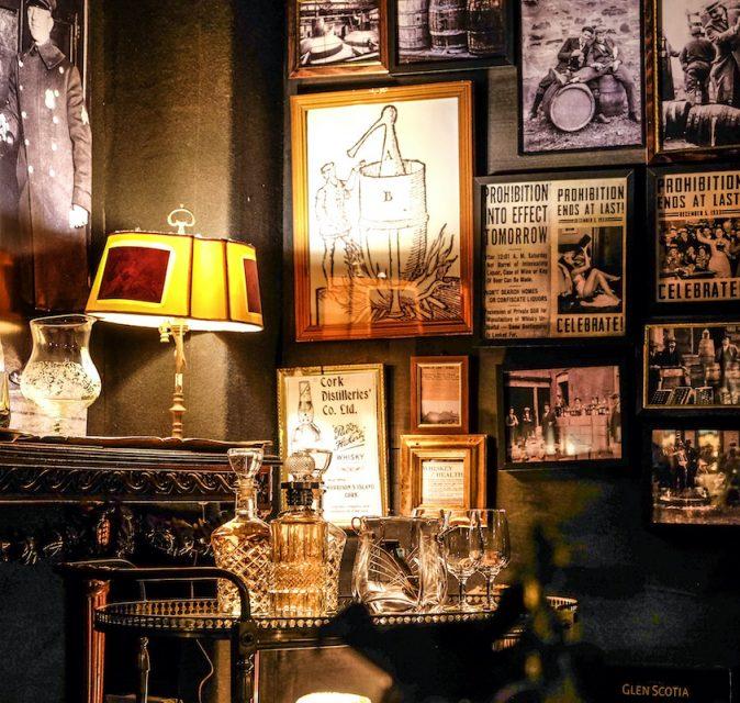 Whisky Room Cantiere Gallery Veneto Secrets